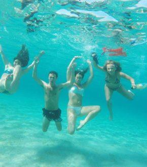 mykonoscruising water fun